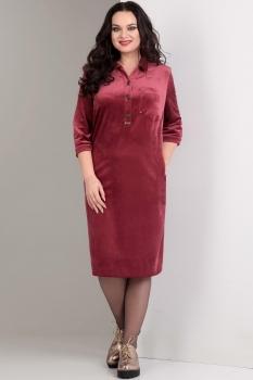 Платье Jurimex 1715 Бордовый