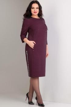Платье Jurimex 1716 Бордовый