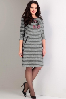 Платье Jurimex 1718 серый