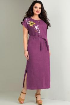 Платье Jurimex 1720-3 фиолетовый