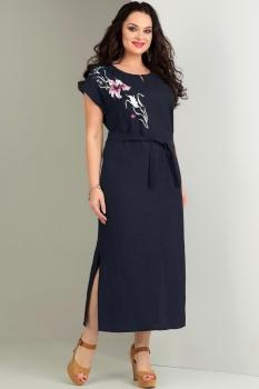 Платье Jurimex 1720 Темно-синий