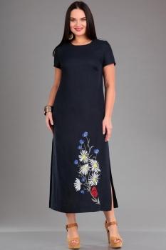 Платье Jurimex 1725 Темно-синий