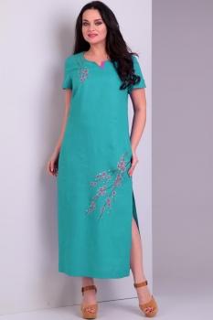 Платье Jurimex 1728 бирюза