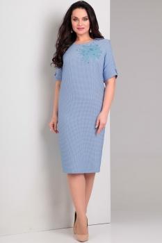 Платье Jurimex 1730-1 светло-синий