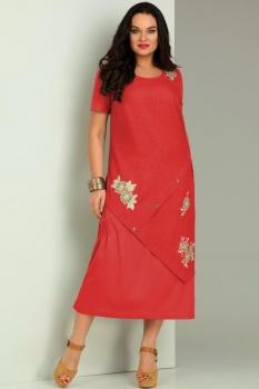 Платье Jurimex 1734-1 красный