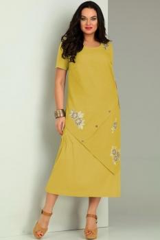 Платье Jurimex 1734-3 желтый
