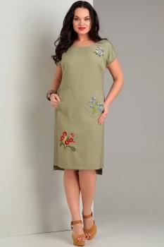 Платье Jurimex 1735 хаки