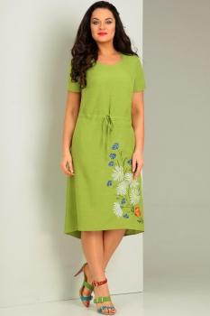 Платье Jurimex 1738-1 салатовый