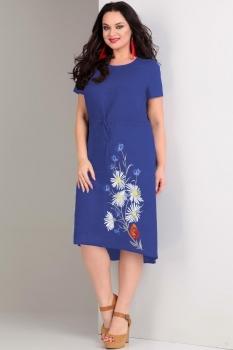 Платье Jurimex 1738-2 васильковый