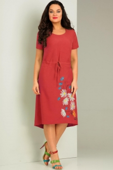 Платье Jurimex 1738 Красный