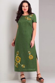 Платье Jurimex 1739-1 зеленый