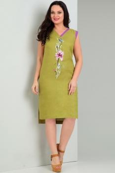 Платье Jurimex 1750 Оливковый