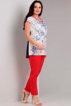 Костюм Jurimex 1751 Красный+синий+белый