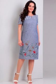 Платье Jurimex 1757 джинсовый
