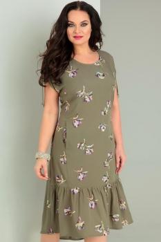 Платье Jurimex 1771 хаки