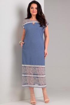 Платье Jurimex 1776 Светло-синий