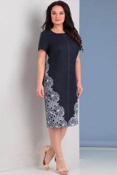 Платье Jurimex 1780 Темно-синий