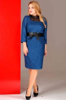 Платье Кокетка и К 417-1