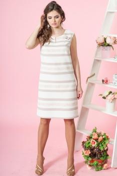Платье Кокетка и К 433