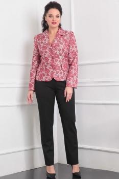 Пиджак Lady Line 402 розовый оттенок