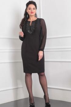 Платье Lady Line 409 черный