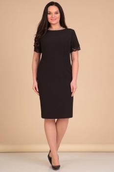 Платье Lady Line 420-2 черный