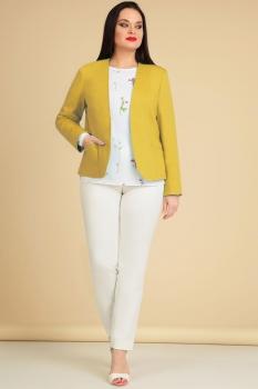 Жакет Lady Line 431-2 желтый