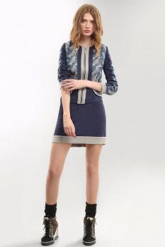 Комплект Lady Secret 1491 синий