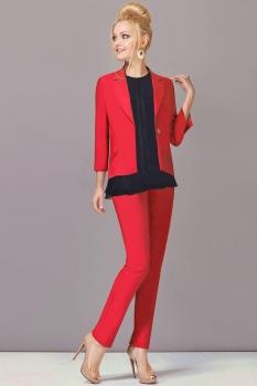 Костюм Lady Secret 2393-15 красный+черный