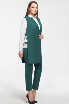 Костюм Lady Secret 2471-1 зеленые-тона