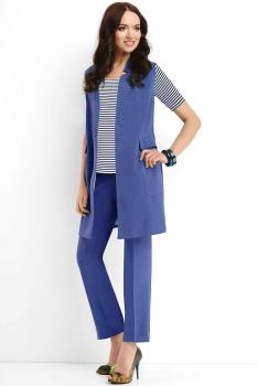 Комплект Lady Secret 2557-4 синий+полоска