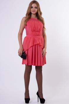 Платье Lady Secret 3115 коралловый