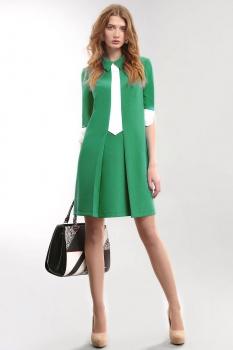Платье Lady Secret 3408-2 зеленый