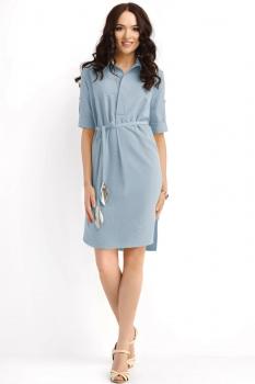 Платье Lady Secret 3457-1 голубой