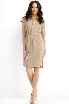 Платье Lady Secret 3457-2 песок