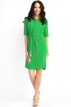Платье Lady Secret 3457-4 зеленый