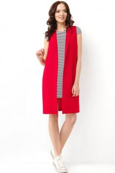 Платье Lady Secret 3466 красный