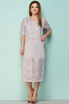 Платье Lady Secret 3495 серый