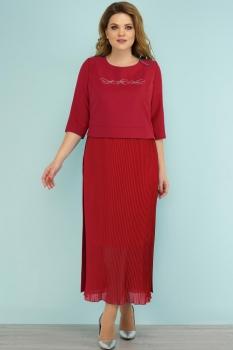 Платье Lady Secret 3507-3 красный