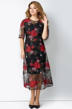 Платье Lady Secret 3511 цветы