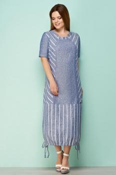 Платье Lady Secret 3534 синий