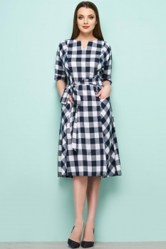 Платье Lady Secret 3536 синий