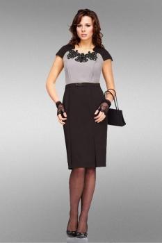 Платье Lady Secret 3592 серый