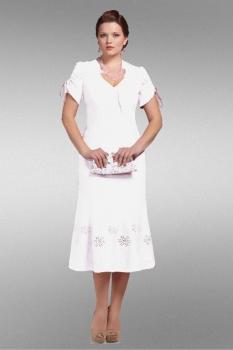 Платье Lady Secret 3763 белый