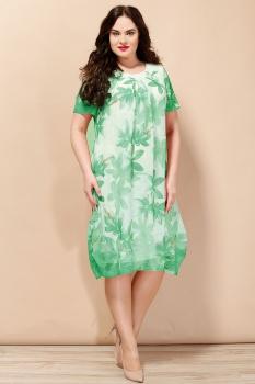 Платье Lady Secret 3934-3 зеленый