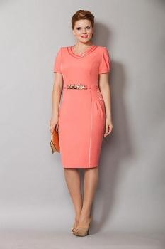 Платье Lady Secret 3970 персик