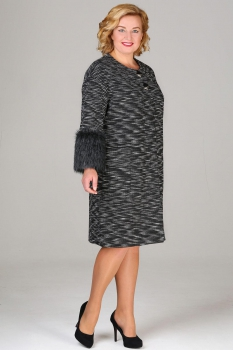 Пальто Lady Secret 6218-4 серый