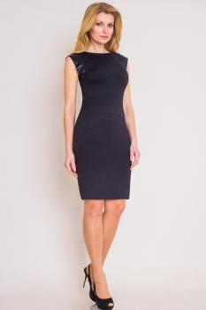 Платье Lady Three Stars 1213-2 черный