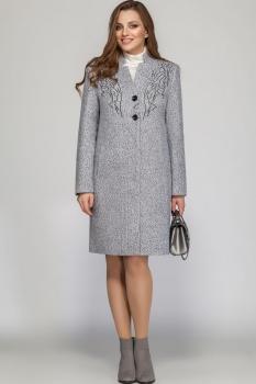 Пальто LaKona 1053-2 серый