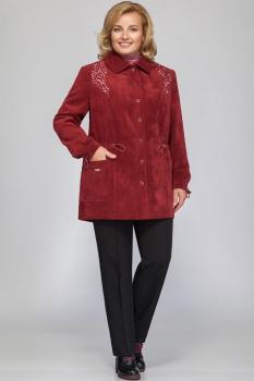 Куртка LaKona 1065-1 бордо